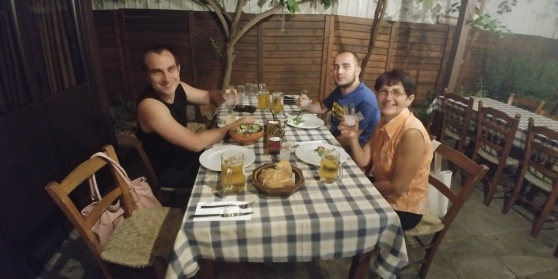 Zenon Tavern Larnaca