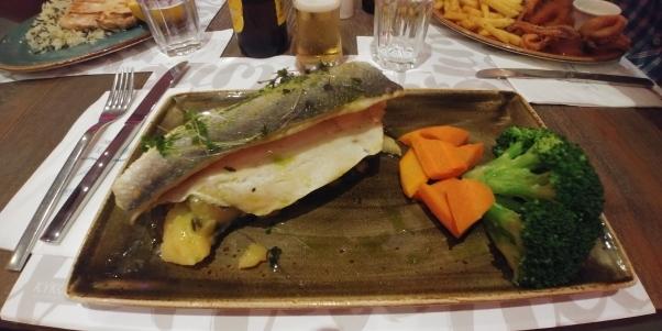 delicious food Cyprus